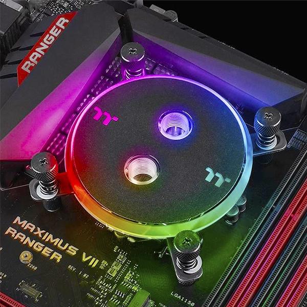 Khối làm mát CPU Pacific W4 Plus RGB