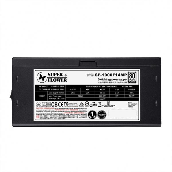 Nguồn Máy Tính Leadex Platinum SE 1000W