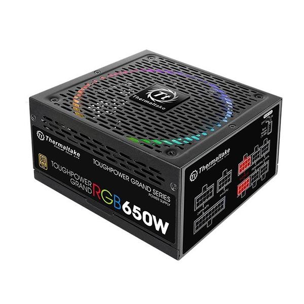 Nguồn Máy Tính ToughPower Grand RGB 650W Gold