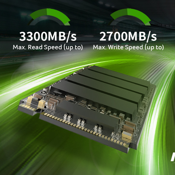 Ổ cứng SSD FA100 1TB PCIe Gen3×4 Acer