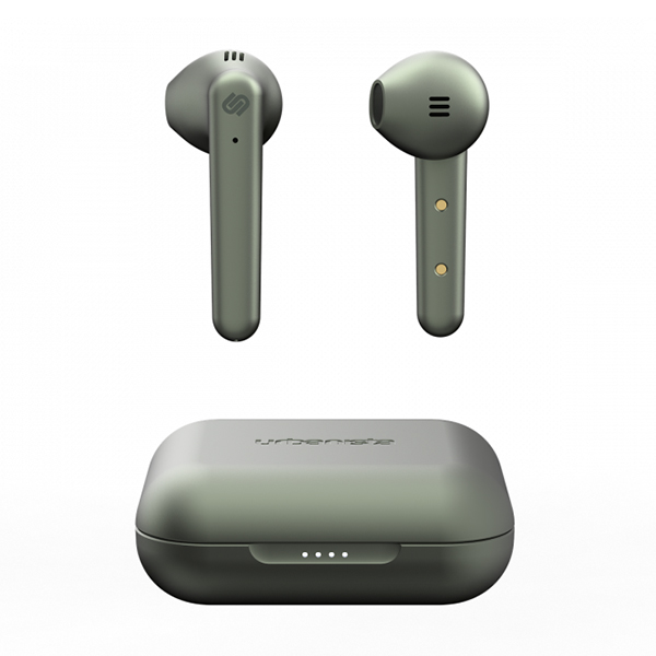 Olive Green-Tai Nghe Bluetooth Stockholm Plus True Wireless