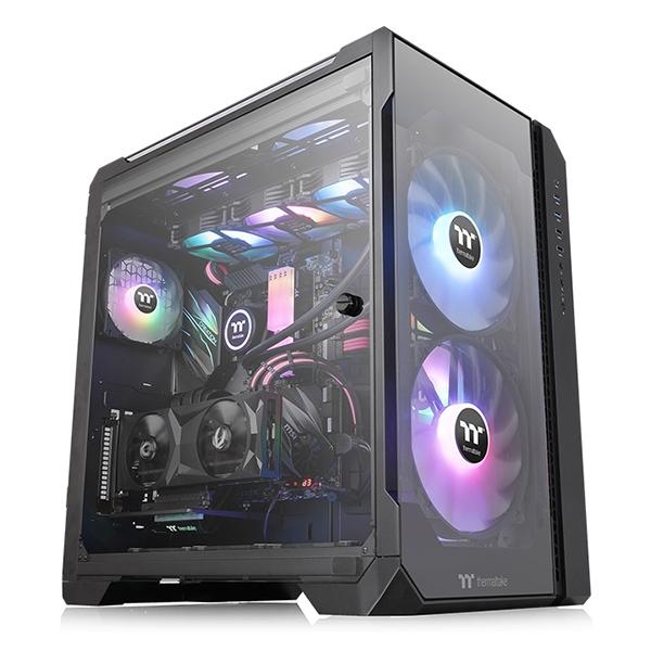 Vỏ Case Máy Tính View 51 Tempered Glass ARGB Edition