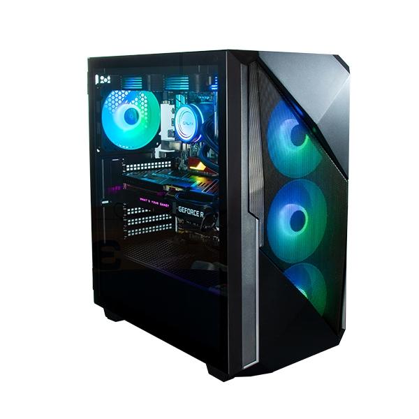 Vỏ Case Máy Tính Gaming Black Revolution-01 Galax