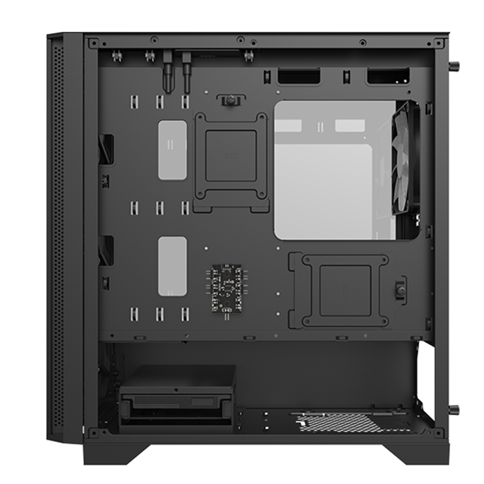Vỏ Case Máy Tính Montech Air 100 ARGB Black
