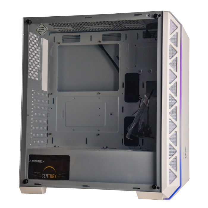 Vỏ Case Máy Tính Montech Air 900 ARGB White