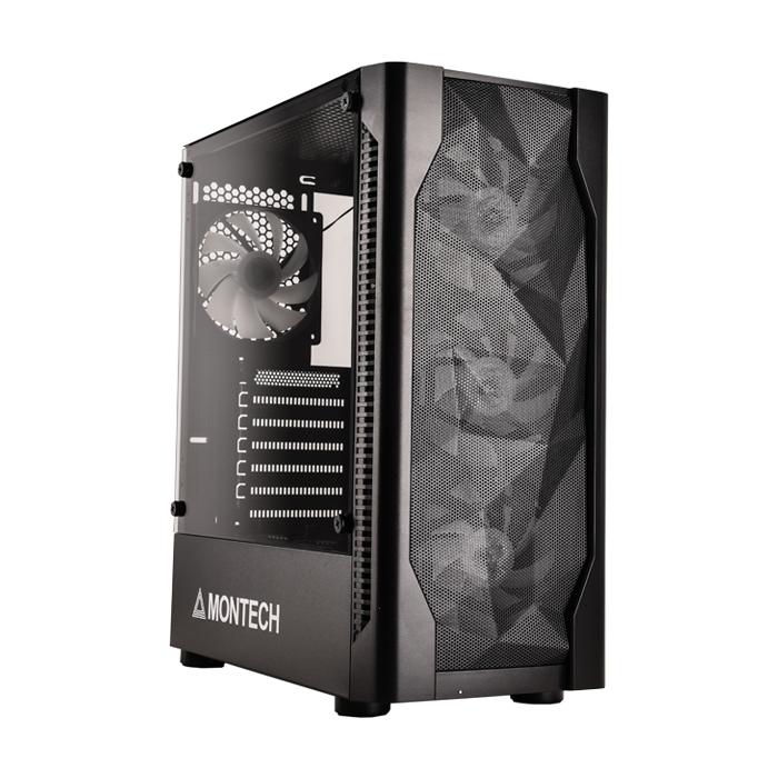 Vỏ Case Máy Tính Montech X1 Black