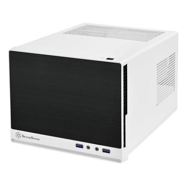 Vỏ máy vi tính Mini Sugo 13 SST-SG13WB-Q Trắng
