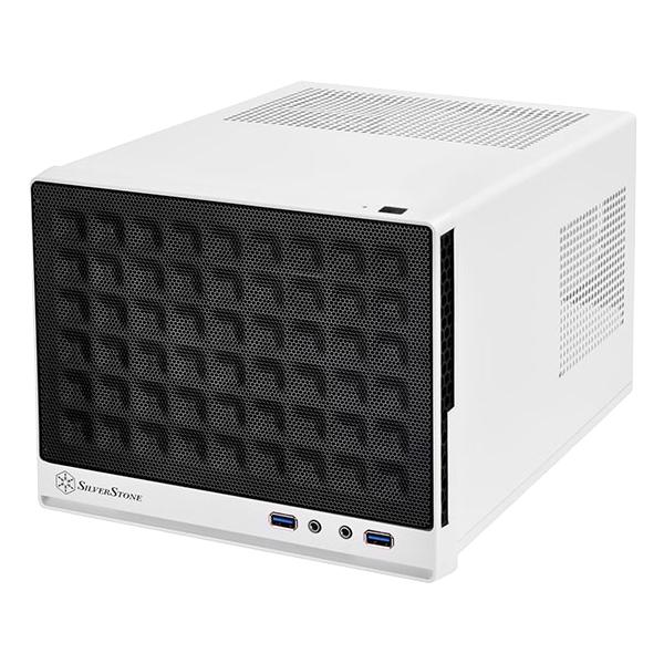 Vỏ máy vi tính Mini Sugo 13 SST-SG13WB Trắng